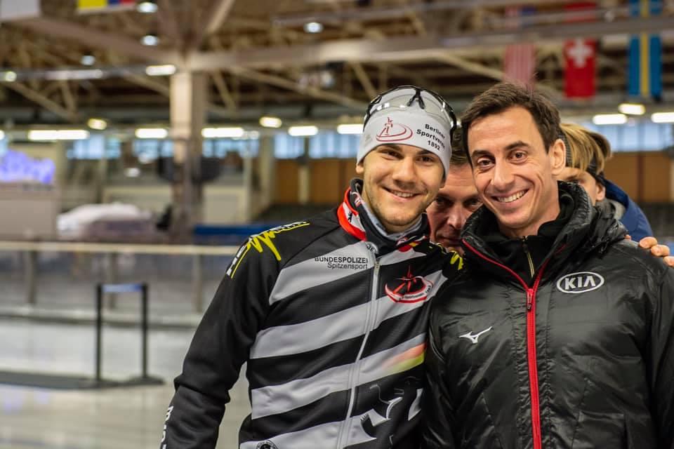 Deutsche Meisterschaften der A und B Junioren im Eisschnelllauf – Berlin, 2-3 Februar 2019